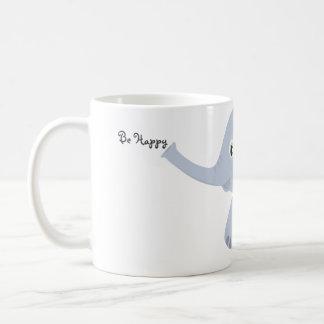 Sea pequeña taza feliz del elefante