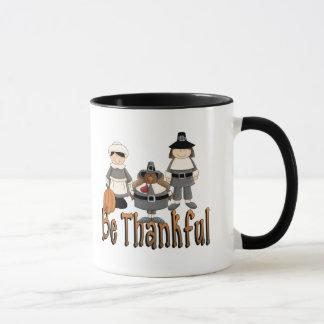 sea peregrinos agradecidos de la acción de gracias