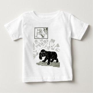 Sea perritos cuidadosos del W., vintage Tee Shirts