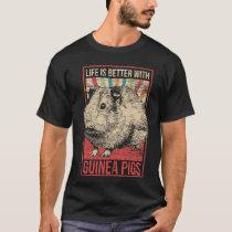 Sea pig life T-Shirt