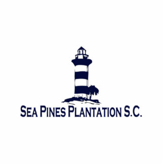 Sea Pines Plantation. Cutout