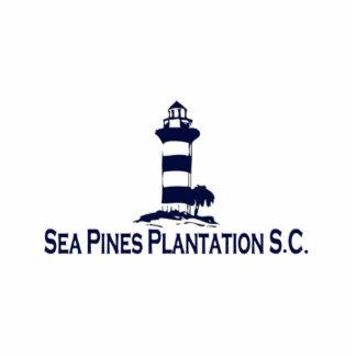 Sea Pines Plantation. Cutout