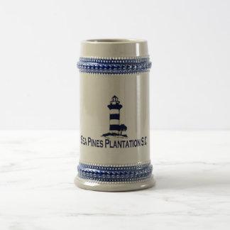 Sea Pines Plantation Coffee Mugs