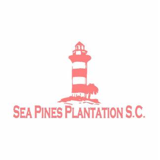 Sea Pines Plantation Photo Sculpture