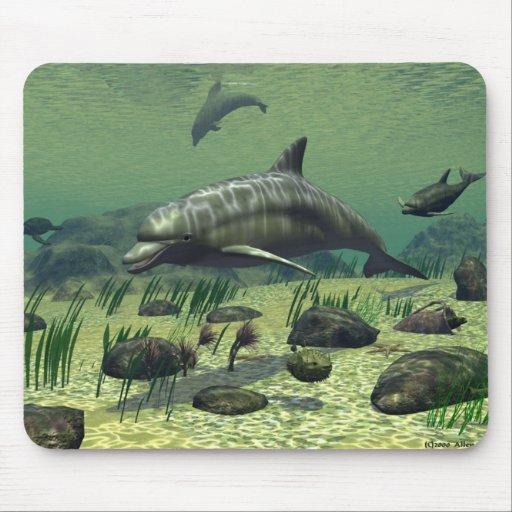 Sea Play Mousepad