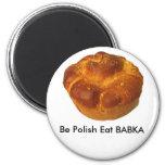 Sea polaco comen el IMÁN de BABKA