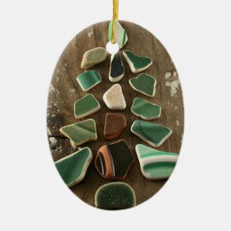 Sea Pottery Tree Ornament