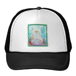 Sea Priestess Mesh Hats