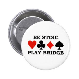 Sea puente estoico del juego (cuatro juegos de la  pin