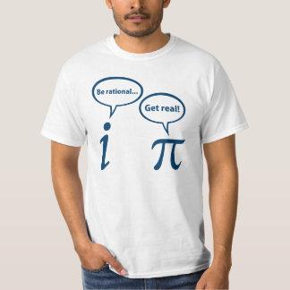 Sea racional consiguen la matemáticas imaginaria playeras