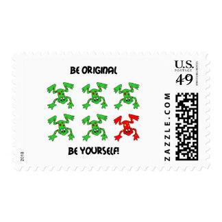 Sea rana original sello