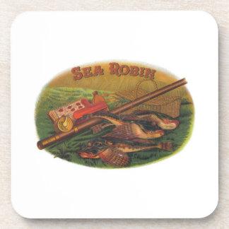 Sea Robin Coasters