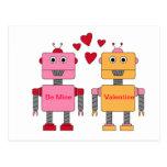 Sea robots de la mina postal