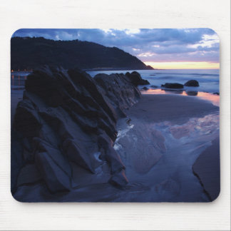 sea rock mouse pad