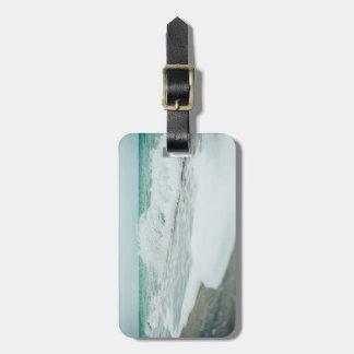 """""""sea salt"""" bag tag"""
