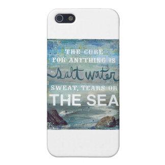 Sea Salt Water   Beach Ocean iPhone 5/5S Cases