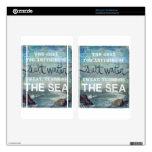 Sea Salt Water   Beach Ocean Kindle Fire Skin