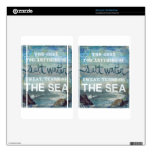 Sea Salt Water   Beach Ocean Skin For Kindle Fire