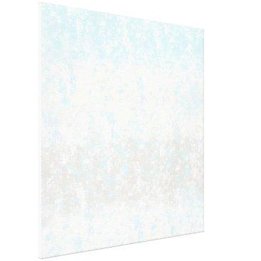 Beach Themed Sea Sand, and Sky Blue Beige Abstract Canvas Print