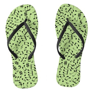 Beach Themed Sea & Sand ~ Beach Party Time ~ Music ~  Swimming Flip Flops