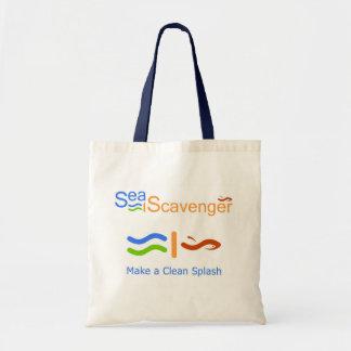 Sea Scavenger Tote Bag