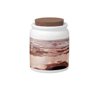 Sea Serene Shore Candy Jar