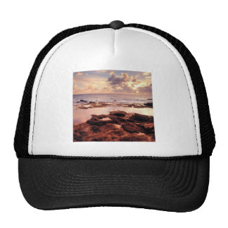 Sea Serene Shore Trucker Hat