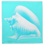 Sea Shell-1 Printed Napkin