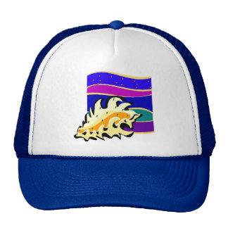 Sea Shell 2 Trucker Hat