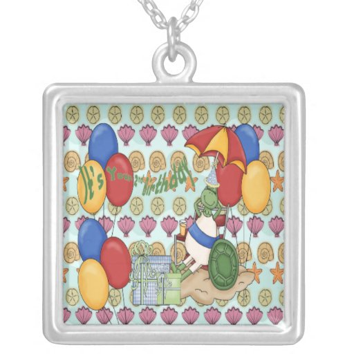 Sea Shell 2nd Birthday Necklace