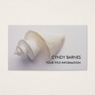 Sea Shell Business Card