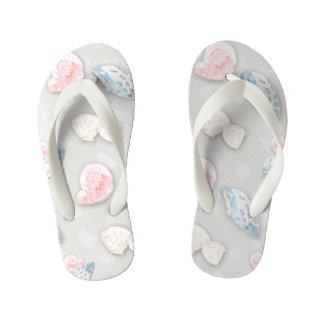 Sea Shell Flip Flop