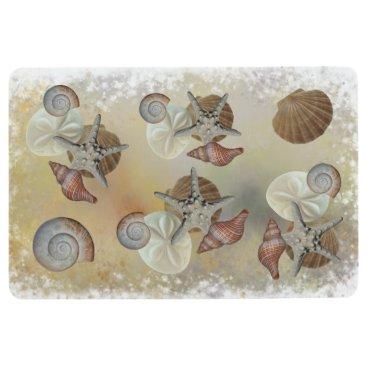 Sea Shell Floor Mat