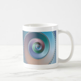 Sea Shell - Fractal Coffee Mug