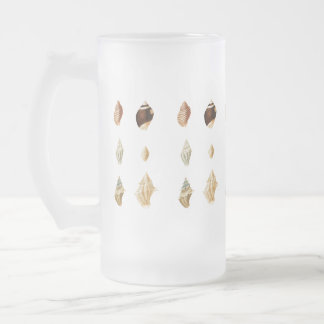 Sea Shell Frosted Mug