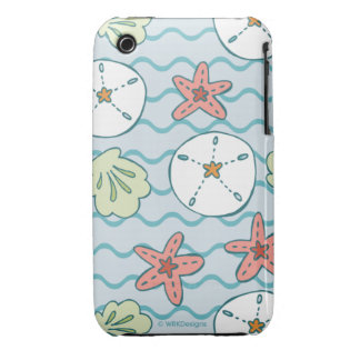 Sea Shell iPhone 3 Case
