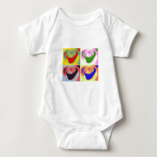 Sea Shell Items Baby Bodysuit