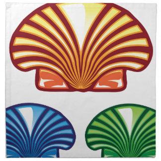 Sea Shell Napkin