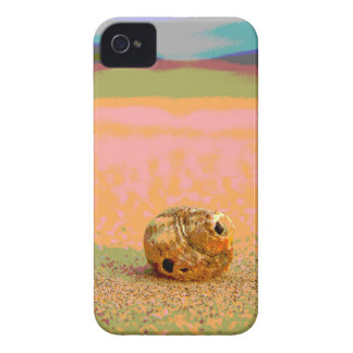 Sea Shell on the Beach iPhone 4 Case