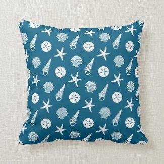 Famous Beach Throw Pillows | Pretty Throw Pillows ME86