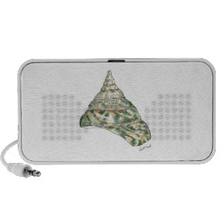 Sea Shell Travel Speakers