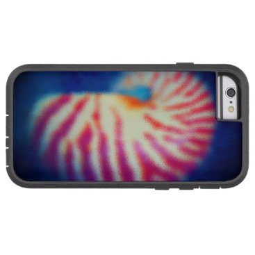 Beach Themed Sea Shell under Water Tough Xtreme iPhone 6 Case