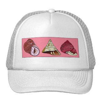Sea Shells 1 Trucker Hat