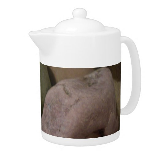 Sea Shells Abstract art Tea Pot