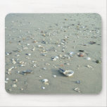Sea Shells at Imperial Beach, California Mouse Pad
