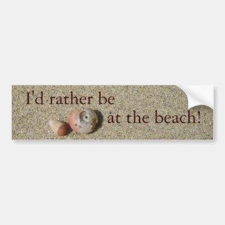 Sea Shells Bumper Sticker