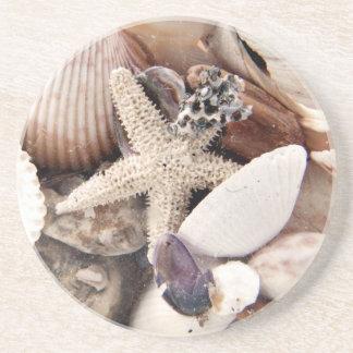 Sea Shells Coaster