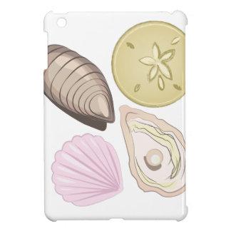 Sea Shells Cover For The iPad Mini