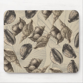 Sea Shells Mouse Pad