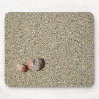 Sea Shells mousepad